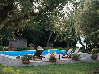 Villa Feia: Sea Access, private swimmingpool incredible views on the Ionian Sea