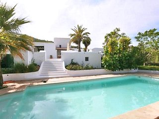 6 bedroom Villa in Santa Eulalia del Rio, Balearic Islands, Spain : ref 5689804