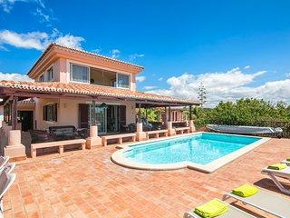4 bedroom Villa in Benagil, Faro, Portugal : ref 5683854
