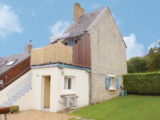 1 bedroom Villa in Fontenay-le-Pesnel, Normandy, France : ref 5533114