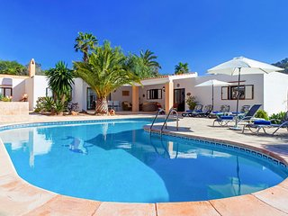 3 bedroom Villa in Es Cubells, Balearic Islands, Spain : ref 5687002