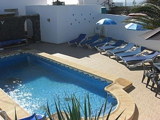 4 bedroom Villa in Puerto del Carmen, Canary Islands, Spain : ref 5691530