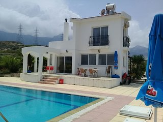 5 Bedroom Private Villa with a Pool & Mediterranean Seaview