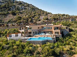 3 bedroom Villa in Vathy, Crete, Greece : ref 5686444