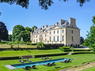 16 bedroom Chateau in Saint-Clair-d'Arcey, Normandy, France : ref 5688505