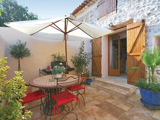 1 bedroom Villa in Broves en Seillans, Provence-Alpes-Côte d'Azur, France : ref