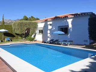 Villa at walking distance to Frigiliana