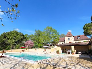 5 bedroom Villa in Lamonzie-Montastruc, Nouvelle-Aquitaine, France : ref 5684304
