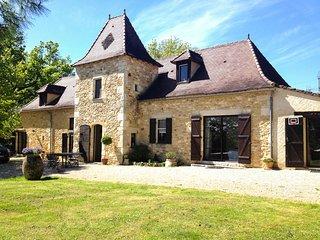 5 bedroom Villa in Lamonzie-Montastruc, Nouvelle-Aquitaine, France : ref 5684304