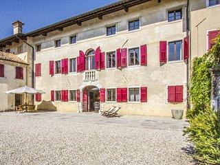 5 bedroom Villa in Mereto di Capitolo, Friuli Venezia Giulia, Italy : ref 568804