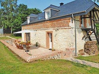 3 bedroom Villa in Breaute, Normandy, France : ref 5441929