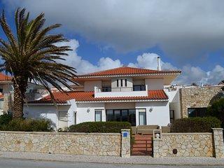 Casa Moinhos do Mar Ericeira Central com Vista de Mar