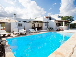 6 bedroom Villa in Sant Rafel, Balearic Islands, Spain : ref 5691575