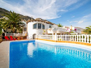 4 bedroom Villa in la Canuta, Valencia, Spain - 5683861