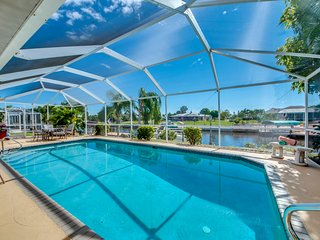 Villa Reeling Retreat, Cape Coral