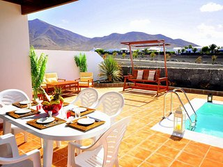 4 bedroom Villa in Playa Blanca, Canary Islands, Spain : ref 5691307