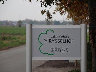 Vakantiehuis 't Rysselhof