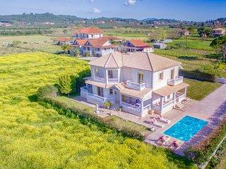 Villa Perseida with private swimming pool