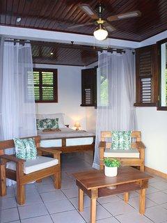 Ti Sab' Lodge F1 meuble tout confort.