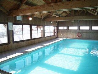 Appartement 6 personnes, 500m des pistes, accès piscine