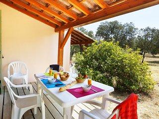 Maisonette de Charme 8 personnes + Terrasse privee, acces 2 piscines