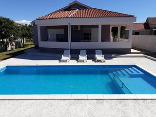 Three bedroom house Smilcic (Zadar) (K-16191)
