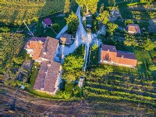 B&b Fontecese - Casolare a 2 km dal centro storico di Gubbio