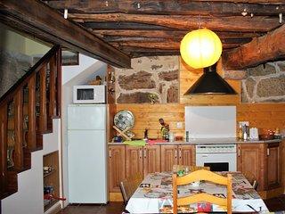 Casa en la Ribeira Sacra entre las aguas termales y los cañones del rio Sil