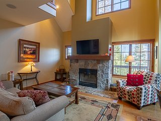 Deer Ridge | Tamarack Resort | Sleeps 6