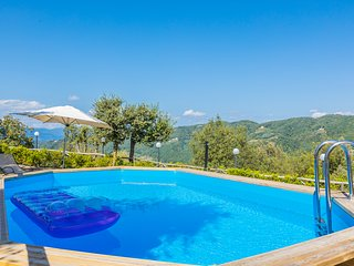 Villa La Rocca - Wonderful villa with panoramic pool