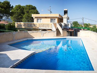 4 bedroom Villa in Las Tres Cales, Catalonia, Spain : ref 5692583