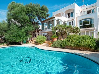 5 bedroom Villa in Cala Egos, Balearic Islands, Spain : ref 5686449