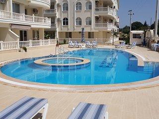 Prachtig appartement op 5 min van het strand, Didim, Mavisehir, Turkije