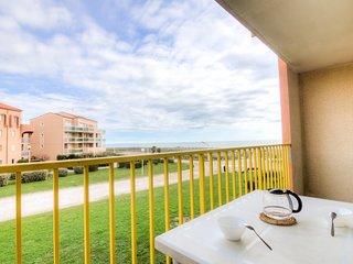 1 bedroom Apartment in Le Barcarès, Occitania, France : ref 5050542