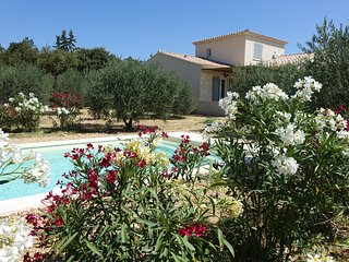 LS1-296 LI VUE VENT, Beautiful rental in the heart of the Alpilles Natural Park