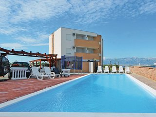 2 bedroom Apartment in Nin, Zadarska Zupanija, Croatia : ref 5563820
