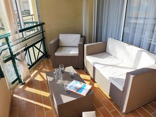 1 bedroom Apartment with Air Con, WiFi and Walk to Beach & Shops - 5312930