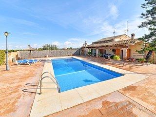 3 bedroom Villa in s'Estanyol de Migjorn, Balearic Islands, Spain : ref 5686448