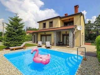 4 bedroom Villa in Permani, Primorsko-Goranska Županija, Croatia : ref 5622900