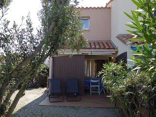2 bedroom Villa in Le Barcarès, Occitanie, France - 5606498