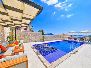 3 bedroom Villa in Kalkan, Antalya Province, Turkey : ref 5686459