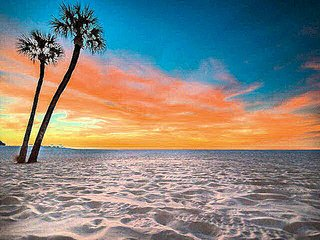 WELCOME TO CLEARWATER BEACH VOTED # 1 BEACH IN THE USA AND # 8 IN THE WORLD.