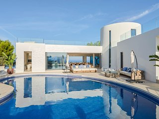 5 bedroom Villa in Na Xamena, Balearic Islands, Spain : ref 5684406