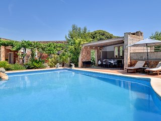 5 bedroom Villa in Portocolom, Balearic Islands, Spain : ref 5685210