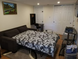 Contemporary & Clean 1 bdrm Apartment (Lower Level)