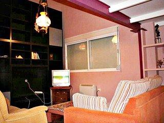 Apartamento Zona Media Con Garaje Y Wifi