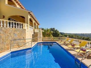 5 bedroom Villa in Son Bou, Balearic Islands, Spain : ref 5687602