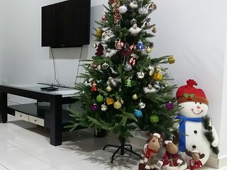 Tanjung Aru Private Bungalow Homestay. Xmas offer. CLEANLINESS IS MY PRIORITY!