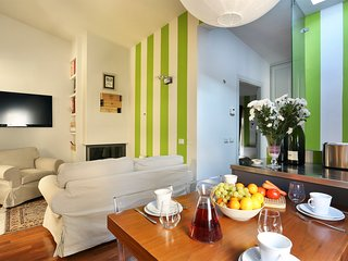 Casa Sarina. 2 bedrooms apartment with air-conditioning in the old town