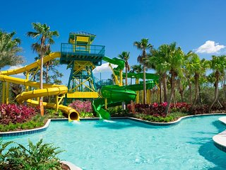 Disney World Shuttle + On-Site Water Park | Spacious Condo